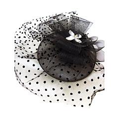 abordables Bijoux pour Femme-Cristal / Strass / Tissu Diadèmes / Fascinators avec 1 Mariage / Occasion spéciale / Fête / Soirée Casque