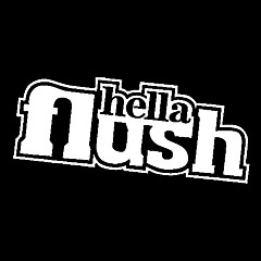 Patrón HellaFlush etiqueta engomada decorativa del coche