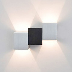 abordables Luces de Interior-BriLight Moderno / Contemporáneo Metal Luz de pared 90-240V 2W