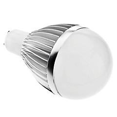 cheap LED Bulbs-SENCART 6W 420-500lm GU10 LED Globe Bulbs A60(A19) 18 LED Beads SMD 5730 Natural White 85-265V