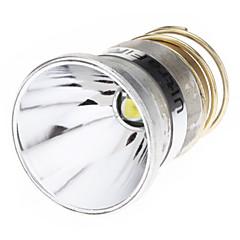 LED Light Bulbs LED lm 5 Mode for Camping/Hiking/Caving Black