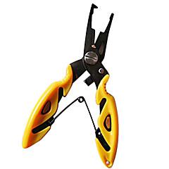 billige Andet fiskeudstyr-Stk. Tænger Fiskeri Værktøjer Titanium Legering metal Multifunktion Flue Fiskeri