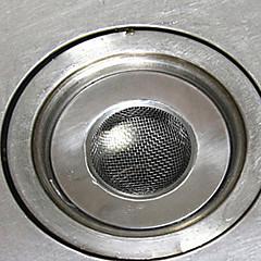 voordelige Keukenschoonmaak-Hoge kwaliteit 1pc Roestvast staal Reiniger Uitrusting, Keuken Schoonmaakproducten