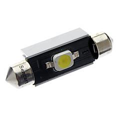 Feston Bil Hvid 2W SMD LED 6000-6500 Læselampe Dørlampe Canbus