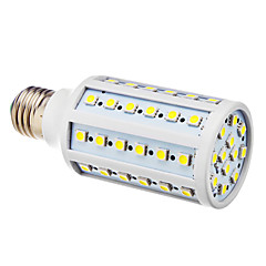 preiswerte LED-Birnen-12 W 250 lm E26 / E27 LED Mais-Birnen T 60 LED-Perlen SMD 5050 Kühles Weiß 220-240 V