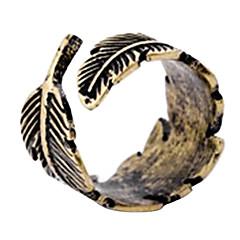 preiswerte Ringe-Damen Statement-Ring - Kupfer, Aleación Feder, Kugel Modisch Verstellbar Bronze Für Hochzeit / Party / Alltag / Multi-Stein