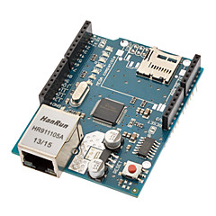 Placa Ethernet Arduino con Chip Ethernet Wiznet W5100 / Ranura TF