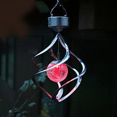 preiswerte Ausgefallene LED-Beleuchtung-1pc Solar Dekorativ Beleuchtung