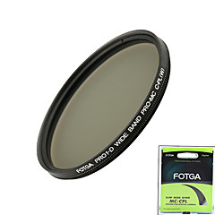 fotga® Pro1-d 52mm ultra ince mc multi-coated cpl dairesel polarize lens filtresi