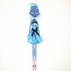Domek dla lalek Nowoczesne zabawki MOON ABS Brązowy Dla dziewczynek