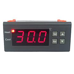 30A 220V Digitaces LCD Controller Temperatura Termopar con Sensor