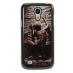 のために Samsung Galaxy ケース パターン ケース バックカバー ケース セクシーレディ PC Samsung S4 Mini