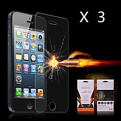 voordelige iPhone 4s / 4 Screenprotectors-Ultimate Shock Absorption Screen Protector voor iPhone 4/4S (3 stuks)