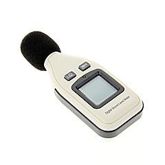 30 ~ 130dBA LCD Digital Sound zgomot Tester presiune metru a nivelului de Decibel Monitor