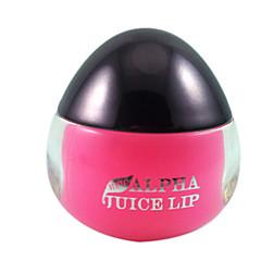 お買い得  ステインリップ-女性のための水分リップスティックリップ顔料 - ピンク