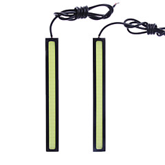 Недорогие Дневные фары-Лампы 7 W COB 400 lm Светодиодная лампа Фары дневного света For Универсальный Все модели Все года