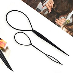 abordables Joyería para el Cabello-Mujer / Chica Flor, Acrílico Goma para el Pelo / Horquilla / Pasador para el Pelo - Estilo Japonés y Coreano / Coreano / Elegante / Palillos de Pelo / Palillos de Pelo