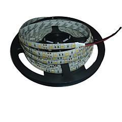 5M 방수 72w 300 * 5050 SMD의 4800LM 흰색 빛은 지구 램프 (DC12V)