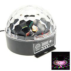 abordables Mini Proyectores Láser-Luces LED Para Escenarios #(6CH) para Discoteca Boda Estado Park Alta calidad