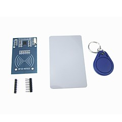 MFRC-522 RC522 RFID Module IC Card Induction Sensor with Free S50 Card Key Chain