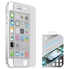 Недорогие Защитные пленки для iPhone SE/5s/5c/5-Защитная плёнка для экрана Apple для iPhone SE/5s iPhone 5c iPhone 5 Закаленное стекло 1 ед. Защитная пленка для экрана Взрывозащищенный