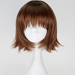 Szerepjáték Parókák Tokyo Ghoul Szerepjáték Barna Short Anime Szerepjáték parókák 30 CM Hőálló rost Nő