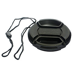 KUSHOP DSC-H400 Lens Cap for Sony DSC-H400 with Holder Leash Strap