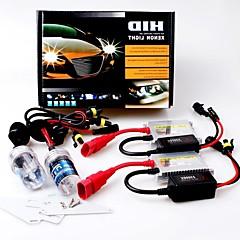 Недорогие Автомобильные фары-9005 Автомобиль Лампы 55W 3200lm HID ксеноны Налобный фонарь For Honda / Toyota