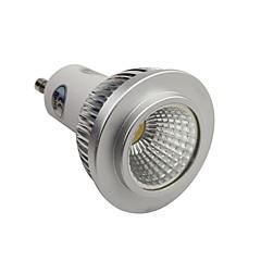 gu10 led spotlight 1 mazorca 400-450lm blanco natural 4000-4500k dimmable ac 110-130v