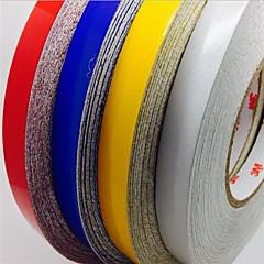 5m motorfiets auto automobielmarkt reflecterende tape stickers styling meer stand (4 kleuren)