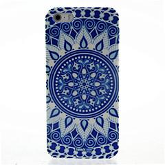お買い得  iPhone 4s / 4 ケース-iPhone4/4S用の青と白の磁器柄ハードケース