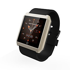 rwatch r6 wearable SmartWatch, kompas / handsfree bellen / stappenteller / slaap tracker voor android / ios