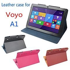 alkuperäinen stand pu nahka suojaa tabletin tapauksessa kattaa tablet pc voyo a1