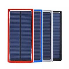 abordables Baterías Externas-Para Batería externa del banco de potencia 5 V Para # Para Cargador de batería Carga Solar LED