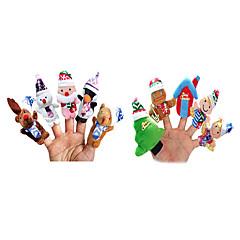Zabawki Pacynka na palec Zabawki Nowoczesne zabawki Chłopcy / Dla dziewczynek Tkanina