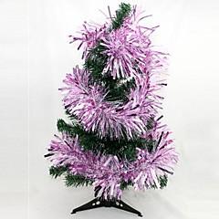 abordables Vajilla para Fiestas-1.75m de navidad guirnalda color de la barra negrita color al azar (juego de 4)
