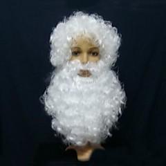 Peruci de Cosplay Unisex Crăciun Festival/Sărbătoare Costume de Halloween