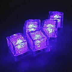 preiswerte Ausgefallene LED-Beleuchtung-SENCART Nächtliche Beleuchtung / Dekorations Beleuchtung Batterie Wasserfest