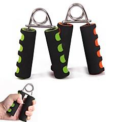 لون مزدوجة يد قوة المعصم قوة قبضة تدريب ممارسة ممارسة اللياقة البدنية من مخلب