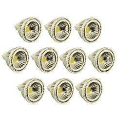 GU5.3(MR16) Focos LED MR16 1 COB 270-300 lm Blanco Cálido Blanco Fresco 2800-3000/6000-6500 K Regulable DC 12 V