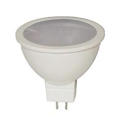 GU5.3(MR16) Żarówki punktowe LED MR16 15 Diody lED SMD 3022 Ciepła biel 540lm 3000K DC 12 AC 12V