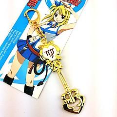 Χαμηλού Κόστους -Κοσμήματα Εμπνευσμένη από Παραμύθι Cosplay Anime Αξεσουάρ για Στολές Ηρώων Κολιέ Χρυσό Κράμα Γυναικεία