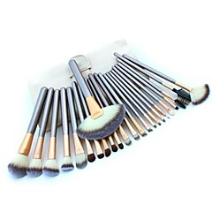 24 Brush Sets Nylonkwast Gezicht / Lip / Oog Overige
