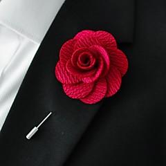 halpa Miesten korut-Miesten Juhla Yhtenäinen Kerroksittainen Perus Polyesteri