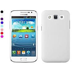 Mert Samsung Galaxy tok Jeges Case Hátlap Case Egyszínű PC Samsung Win