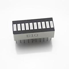 "billige Displays-0,3 ""rødt lys 10-sektion førte Nixie rør audio power display modul til Arduino"