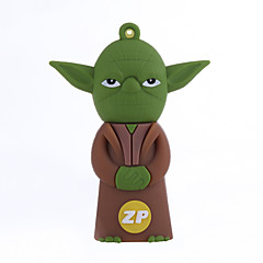 zp yoda karakter 16gb usb flash pen drive