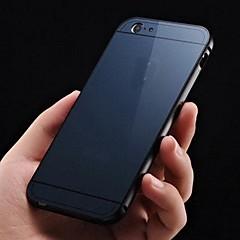 Для Кейс для iPhone 6 / Кейс для iPhone 6 Plus С узором Кейс для Задняя крышка Кейс для Один цвет Твердый АкрилiPhone 6s Plus/6 Plus /