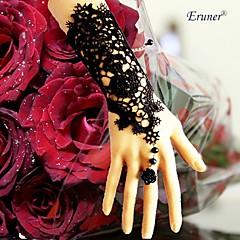 お買い得  ブレスレット-女性用 真珠 ヴィンテージブレスレット リングブレスレット - レース ブレスレット 用途 結婚式 パーティー 日常