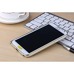 お買い得  Galaxy S3 ケース / カバー-サムスンS3 / I9300のためのallspark®アルミ金属フレームチタンシリーズ現代の金属製のバンパーケース